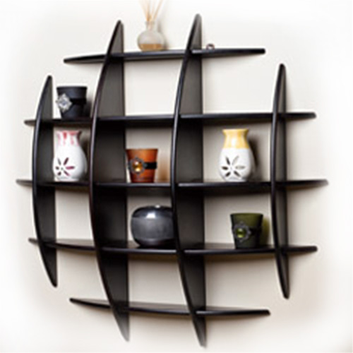 Saikiran house of Furniture, Wall Shelves Designs ...