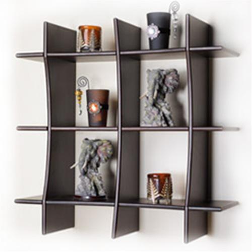 Saikiran House Of Furniture Wall Shelves Designs